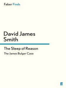 The Sleep Of Reason - The James Bulger Case by David James Smith