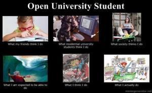 As An OU Student...