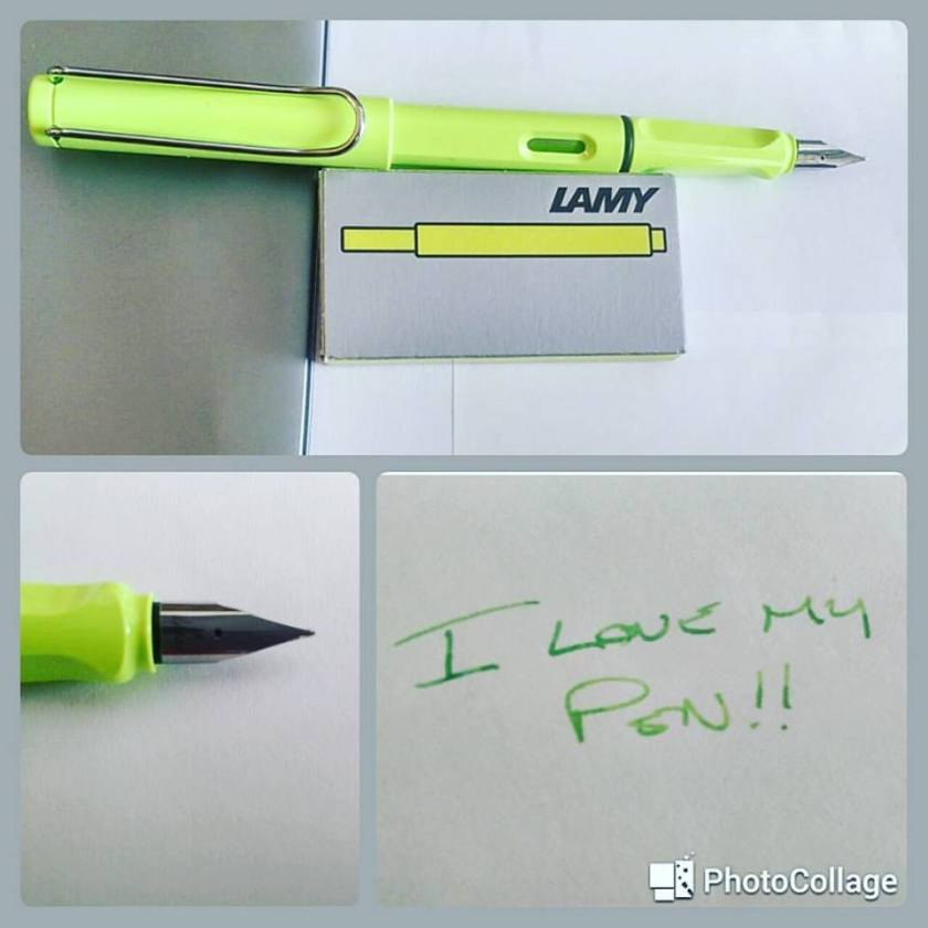 Lamy Safari 2015 SE
